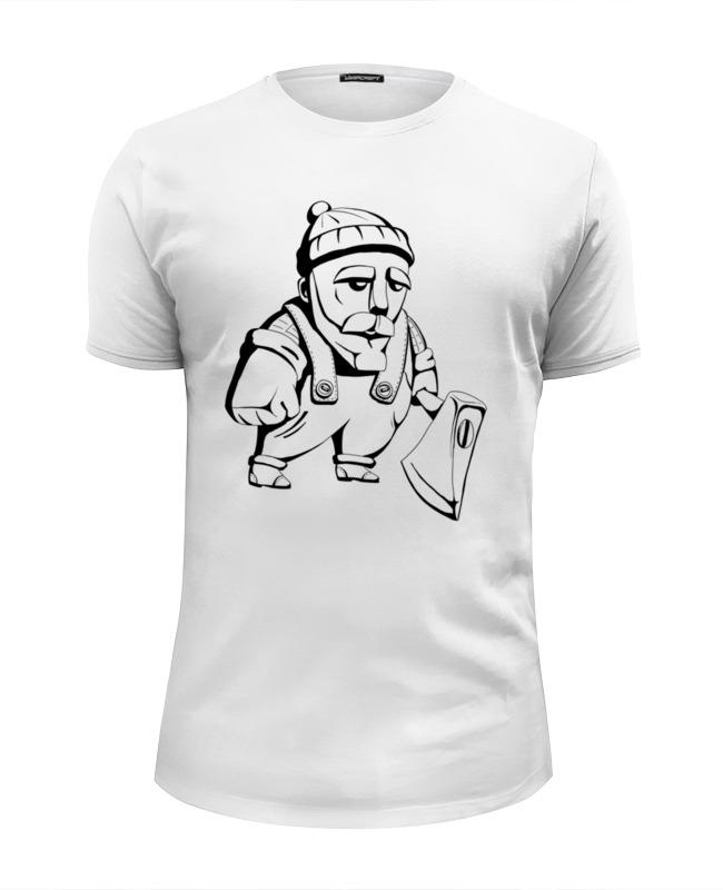 Футболка Wearcraft Premium Slim Fit Printio Ламберсексуал футболка wearcraft premium slim fit printio spider minion