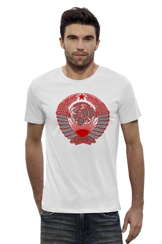 Футболка Wearcraft Premium Slim Fit Printio Born in ussr футболка wearcraft premium slim fit printio born in ussr