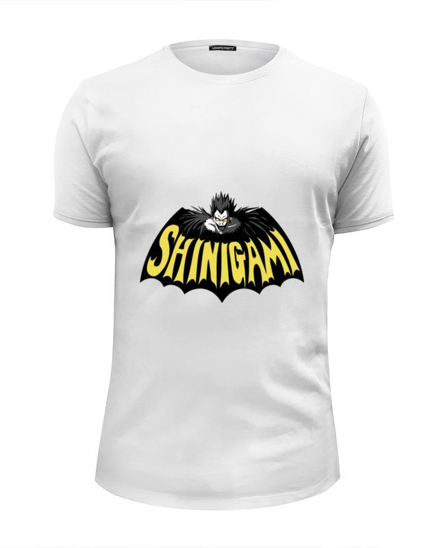 Printio Синигами футболка wearcraft premium slim fit printio или смерть капиталу или смерть под пятой капитала