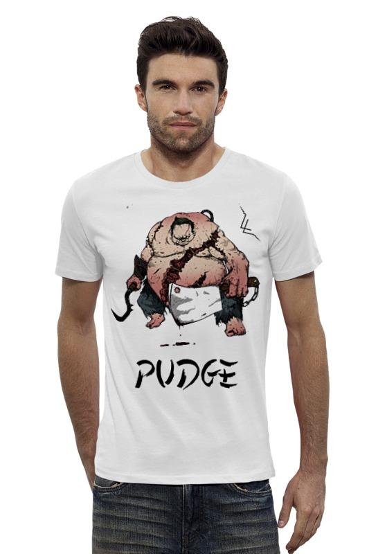 Футболка Wearcraft Premium Slim Fit Printio Dota 2 pudge samurai футболка wearcraft premium slim fit printio saints row 2 blak