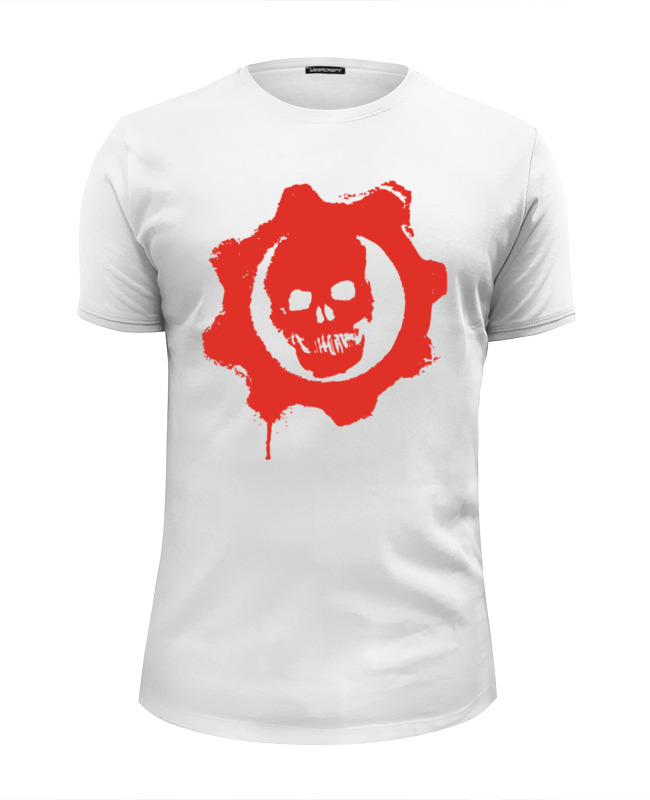 Футболка Wearcraft Premium Slim Fit Printio Gears of war футболка wearcraft premium slim fit printio gears of war