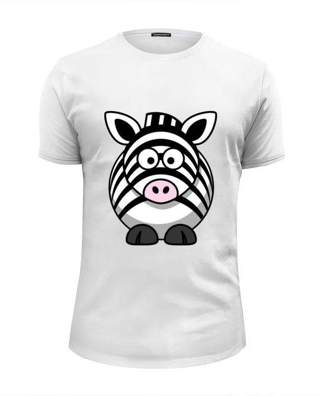Printio Зебра-2 футболка wearcraft premium slim fit printio dota 2 mirana