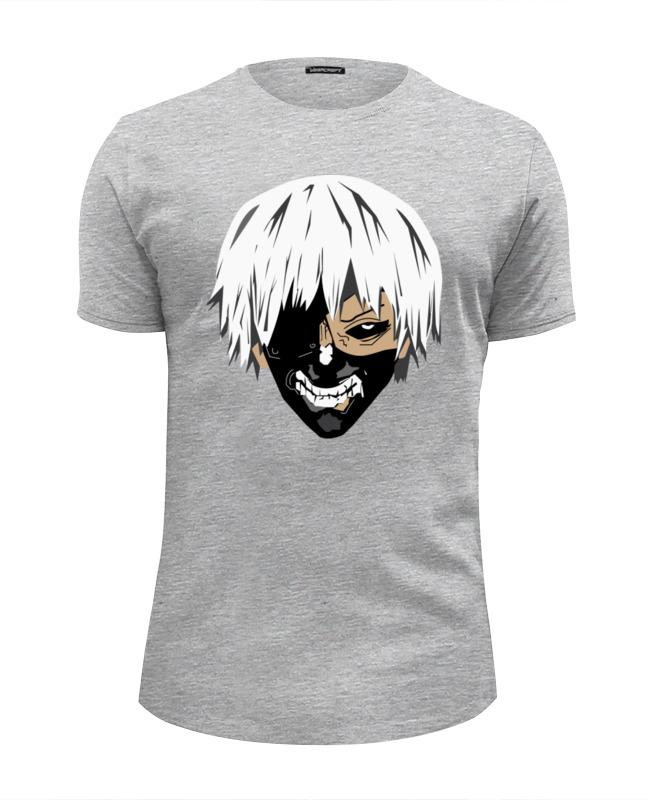 Футболка Wearcraft Premium Slim Fit Printio Кэн канэки футболка wearcraft premium printio tokyo varsity