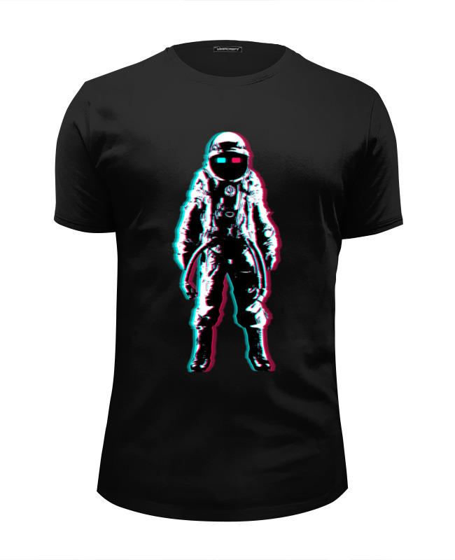 Футболка Wearcraft Premium Slim Fit Printio Космонавт 3d футболка wearcraft premium slim fit printio русский космонавт