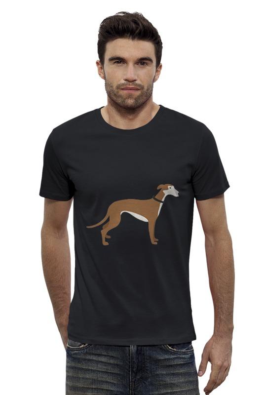 Футболка Wearcraft Premium Slim Fit Printio Собака футболка wearcraft premium slim fit printio ахтунг