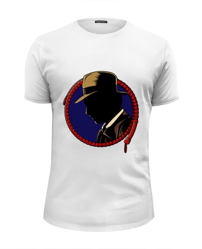 Футболка Wearcraft Premium Slim Fit Printio Индиана джонс футболка с полной запечаткой мужская printio индиана джонс indiana jones
