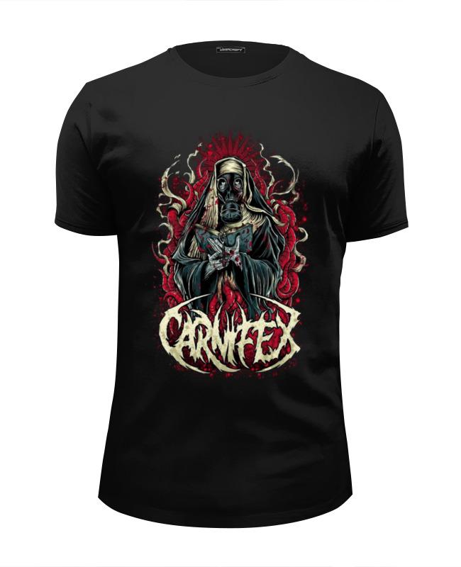 Футболка Wearcraft Premium Slim Fit Printio Carnifex band футболка wearcraft premium slim fit printio in quest band