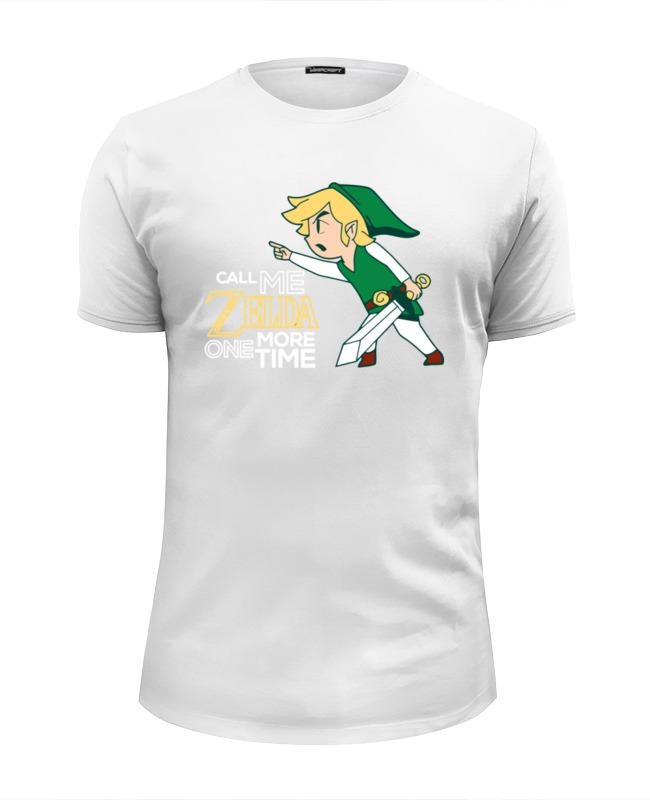 Printio Link (legend of zelda) цена 2017