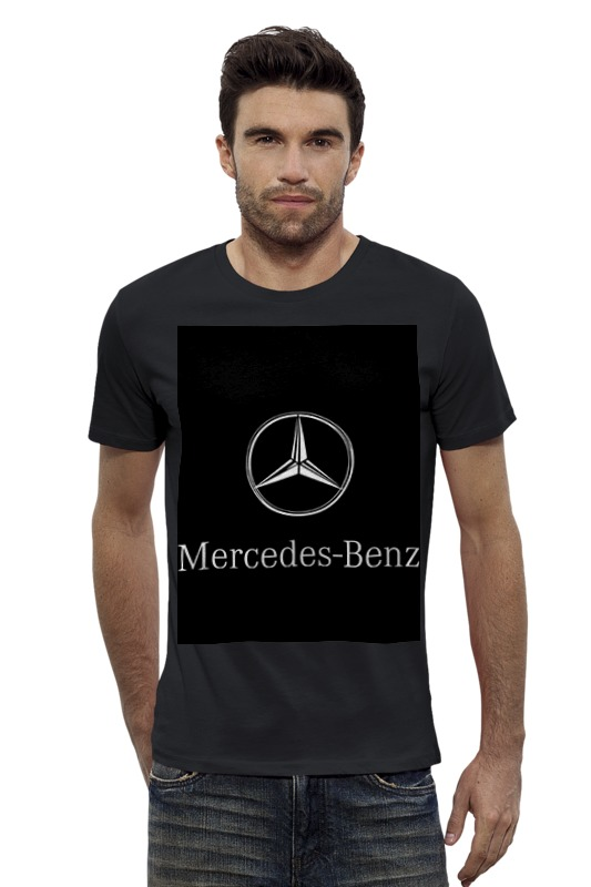 Футболка Wearcraft Premium Slim Fit Printio Mercedes benz футболка wearcraft premium slim fit printio авто уаз