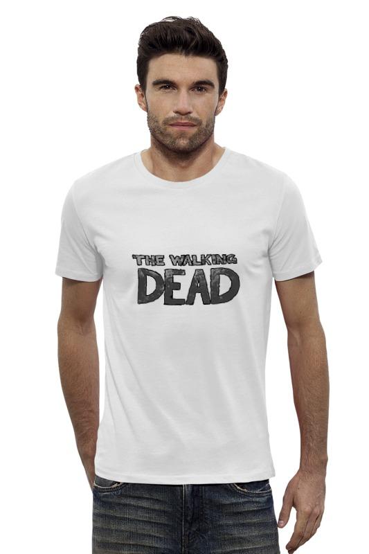 Футболка Wearcraft Premium Slim Fit Printio The walking dead худи print bar the walking dead