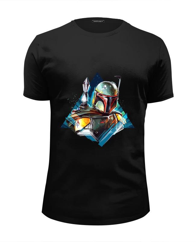 Футболка Wearcraft Premium Slim Fit Printio Воин футболка wearcraft premium slim fit printio бесстрашный воин