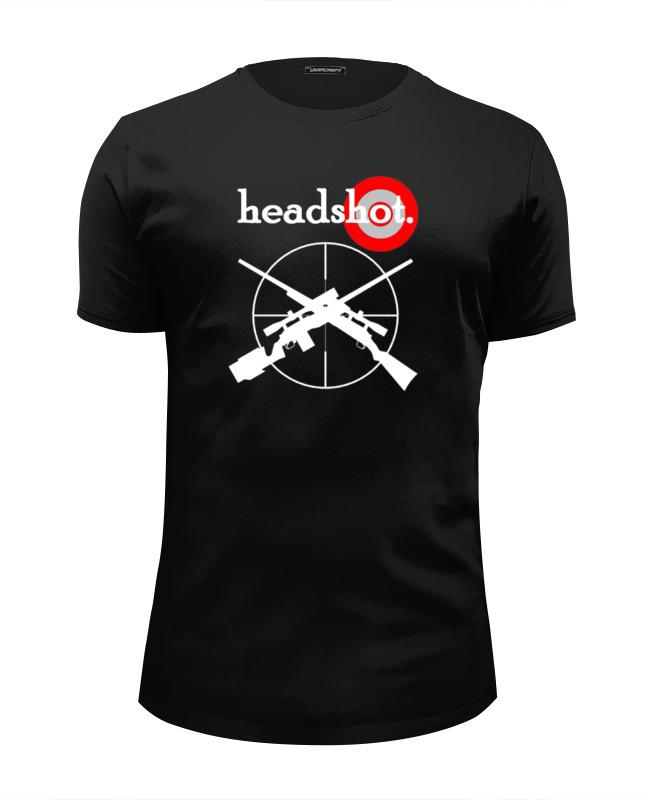 Футболка Wearcraft Premium Slim Fit Printio Sniper футболка wearcraft premium slim fit printio sniper