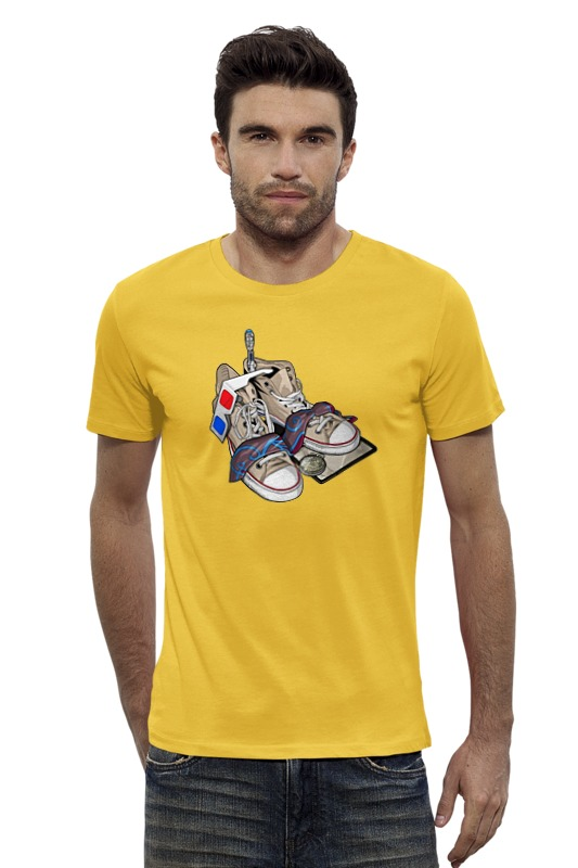 Футболка Wearcraft Premium Slim Fit Printio Доктор кто (doctor who) футболка wearcraft premium printio десятый доктор tenth 10th doctor