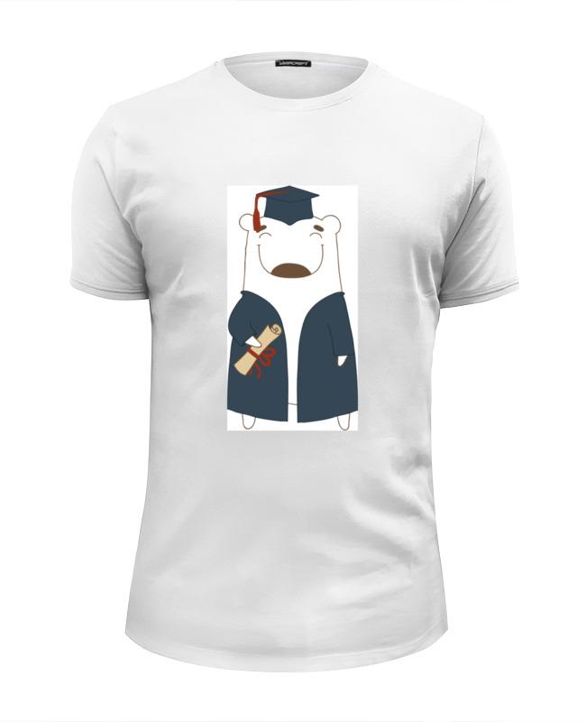 Printio Мишка бо футболка wearcraft premium slim fit printio белый мишка