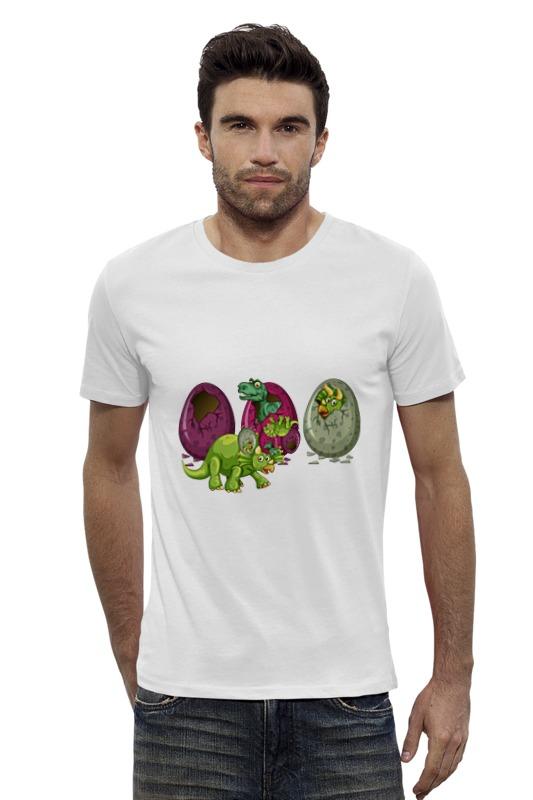 Футболка Wearcraft Premium Slim Fit Printio Динозавры футболка wearcraft premium slim fit printio avengers