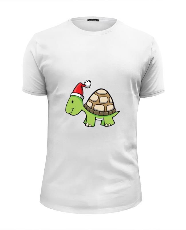 Printio Новогодняя черепаха футболка wearcraft premium printio черепаха