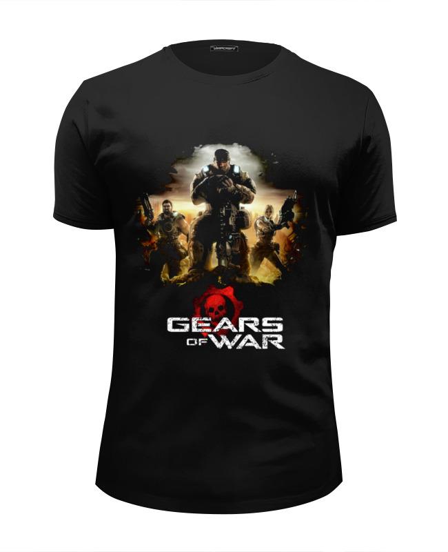Футболка Wearcraft Premium Slim Fit Printio Gears of war 2 msi pro 20t 7m 051ru 20 9s6 aa7812 051