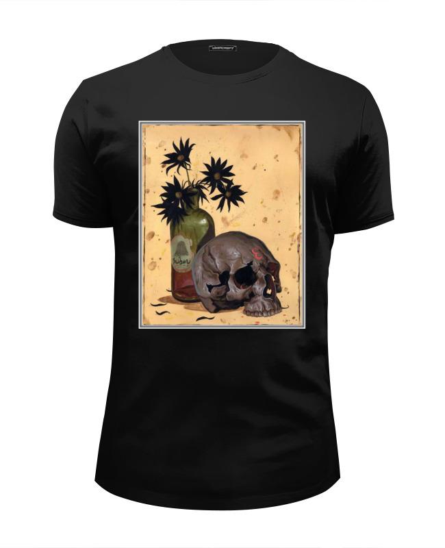 Printio Skull art футболка wearcraft premium slim fit printio mexican skull art