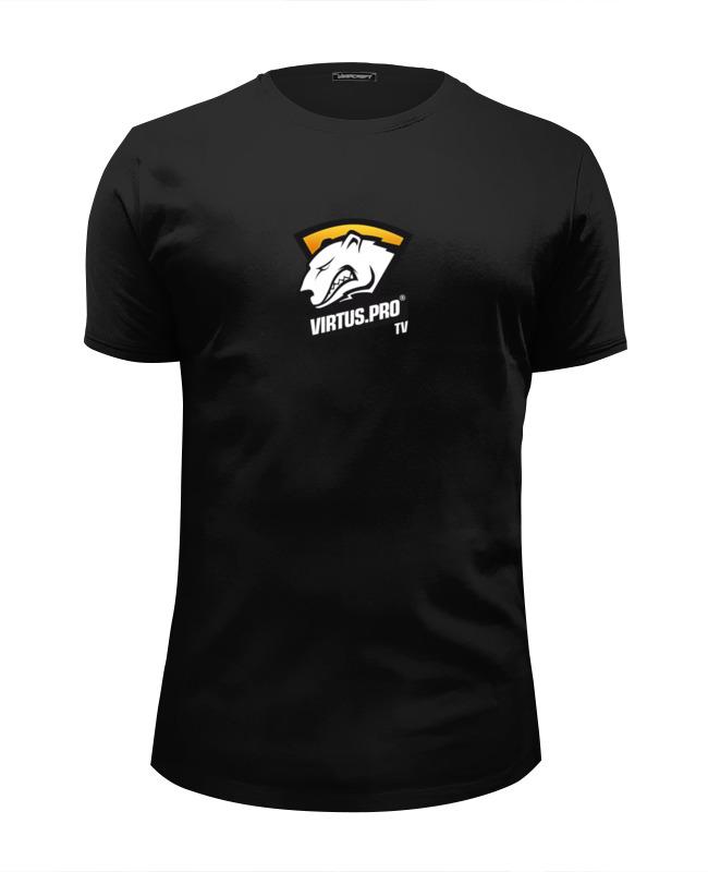 Футболка Wearcraft Premium Slim Fit Printio Virtus pro футболка print bar virtus pro team