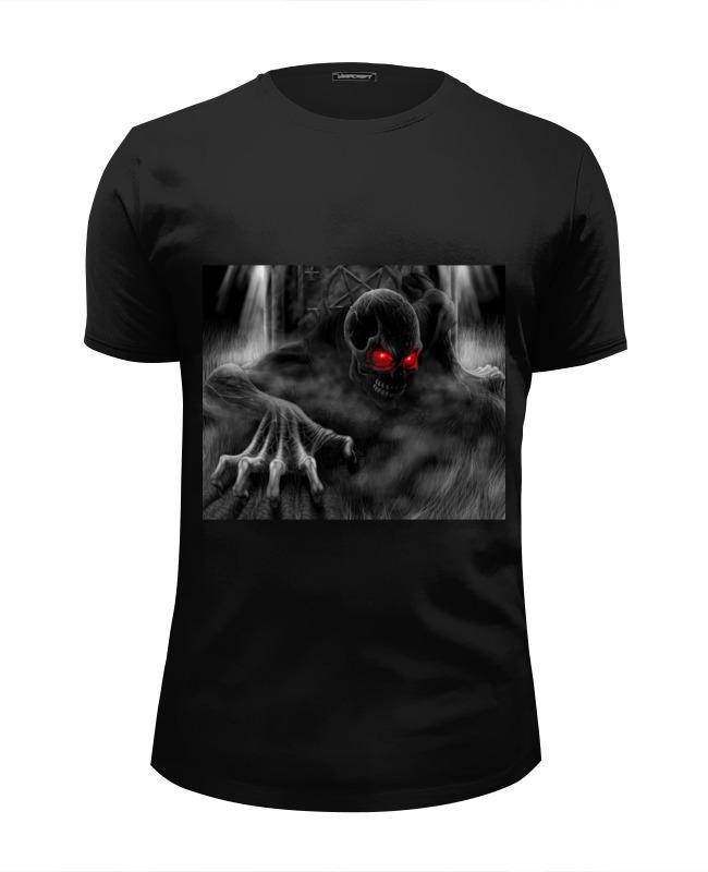 Футболка Wearcraft Premium Slim Fit Printio Поговорите со мной футболка юность беги со мной или от меня