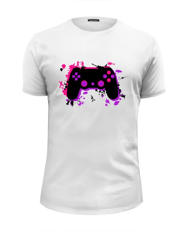 Фото - Футболка Wearcraft Premium Slim Fit Printio Игрок (геймер) футболка wearcraft premium printio игрок