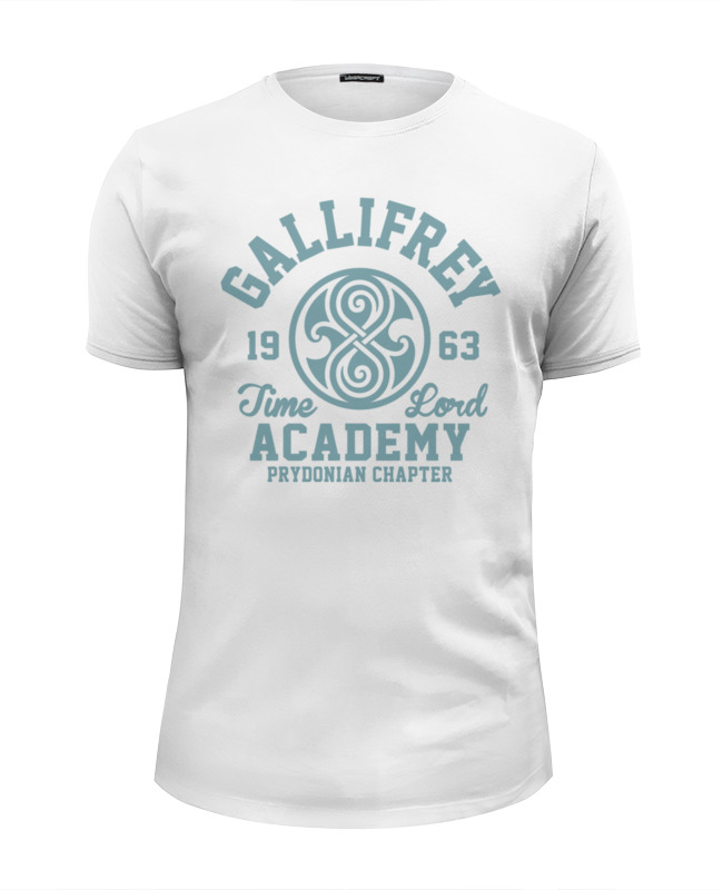 Printio Gallifrey academy футболка wearcraft premium printio gallifrey time lords