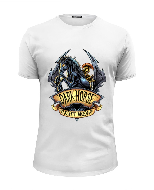 Printio Dark horse футболка wearcraft premium slim fit printio dark horse comics
