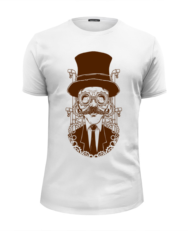 Printio Steampunk футболка wearcraft premium slim fit printio автомобиль