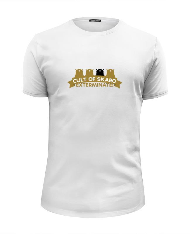 Printio Футболка женская cult of skaro футболка wearcraft premium printio зимняя прогулка