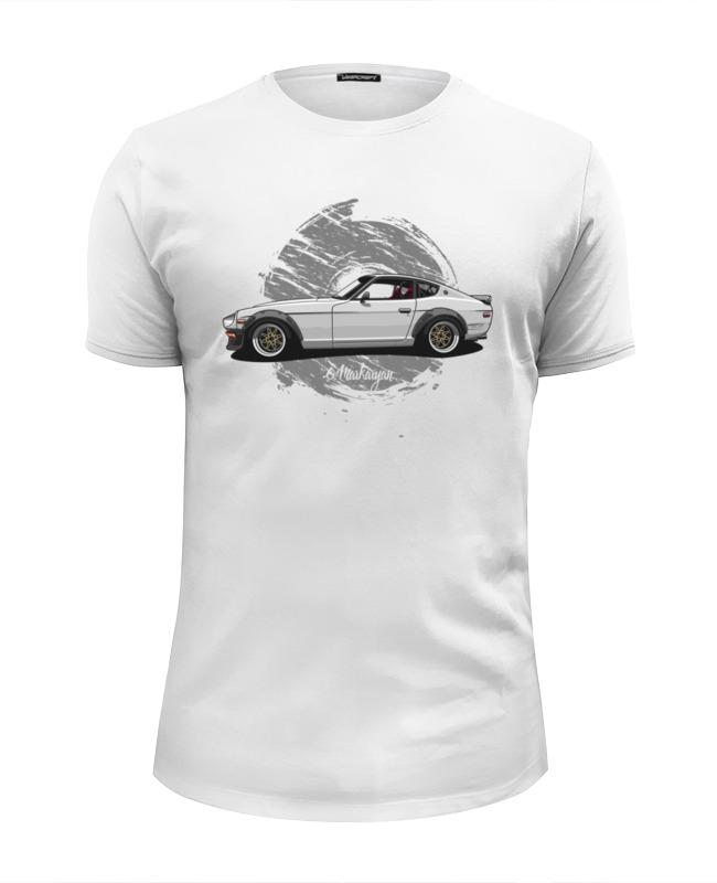 Футболка Wearcraft Premium Slim Fit Printio Datsun 280z