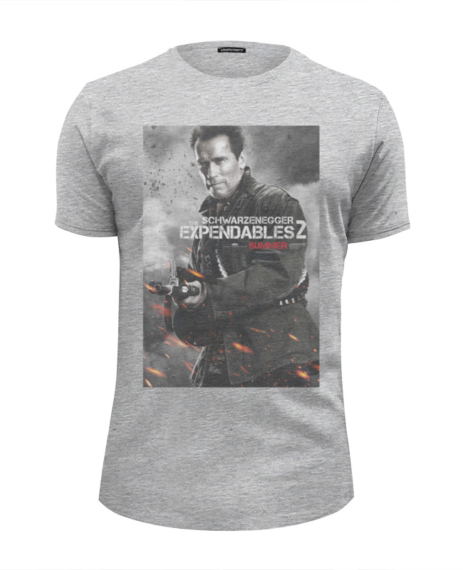 Printio Expendables ii shwarzenegger футболка wearcraft premium slim fit printio expendables iii shwarzenegger colors