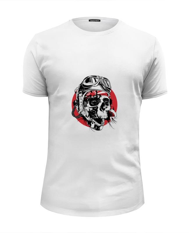 Футболка Wearcraft Premium Slim Fit Printio Камикадзе камикадзе
