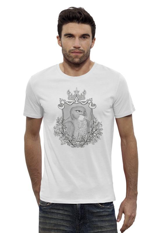 Футболка Wearcraft Premium Slim Fit Printio Тотем сокол футболка для беременных printio олень тотем