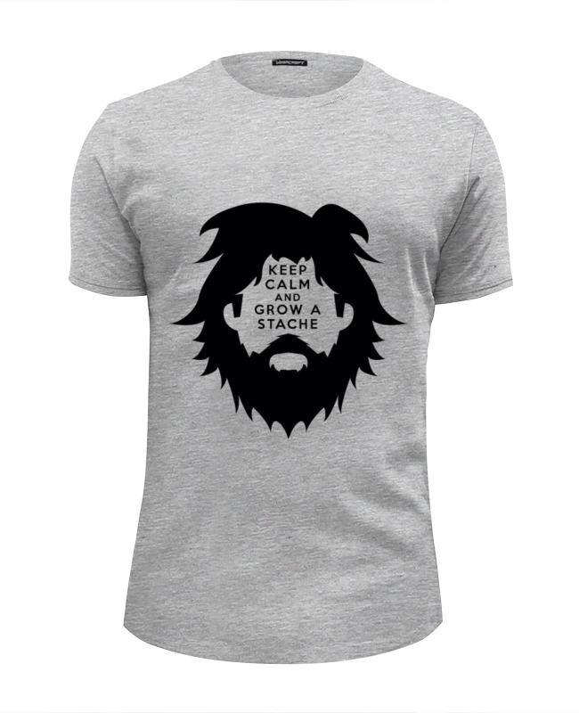 Printio Борода футболка wearcraft premium printio борода моряк