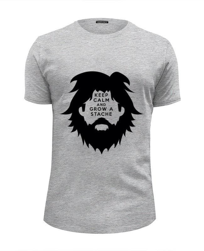 Printio Борода футболка wearcraft premium slim fit printio борода моряк byeva ru