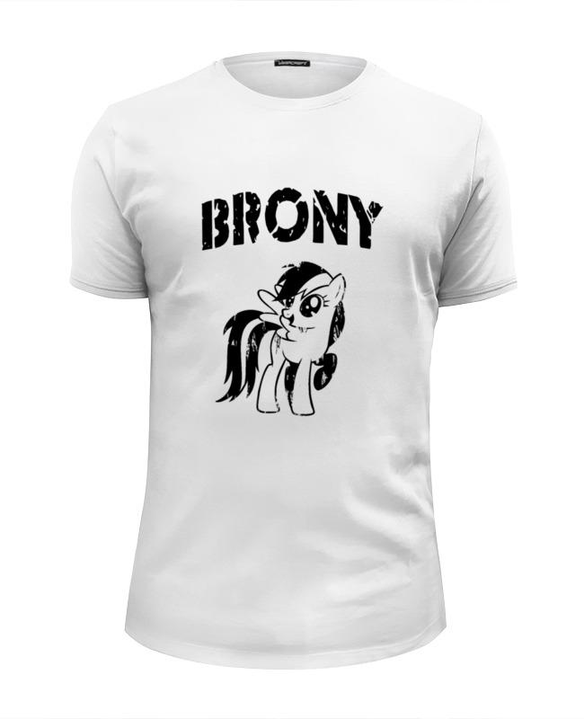 Printio Brony rainbow dash 2 футболка wearcraft premium slim fit printio rainbow dash loyalty