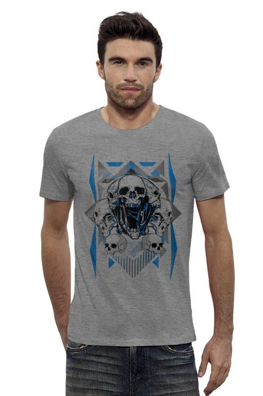 Футболка Wearcraft Premium Slim Fit Printio Черепушки футболка wearcraft premium slim fit printio avengers
