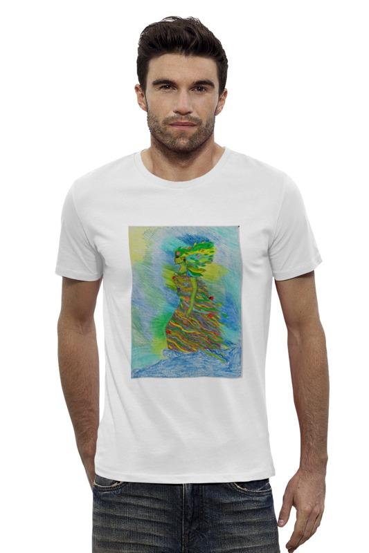 Футболка Wearcraft Premium Slim Fit Printio Мать -земля футболка wearcraft premium printio мать земля