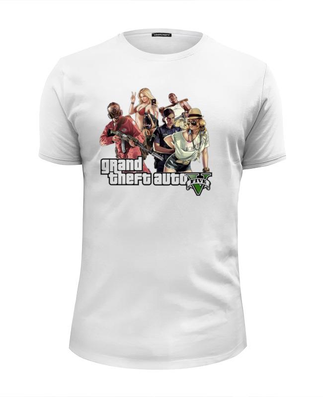 Printio Гта, компьютерная игра футболка wearcraft premium printio гта компьютерная игра