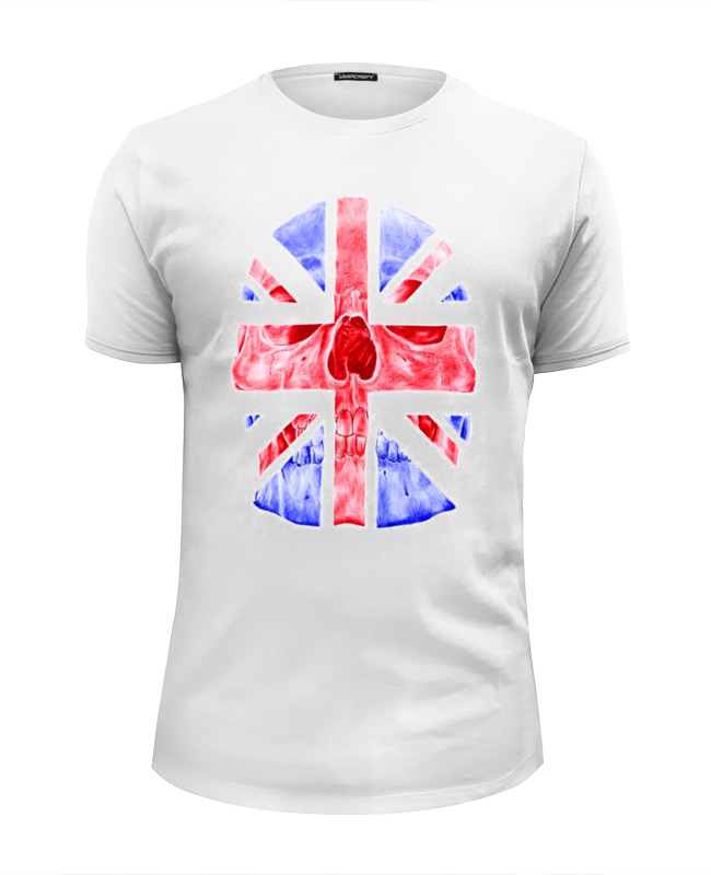 Футболка Wearcraft Premium Slim Fit Printio Skull art футболка wearcraft premium slim fit printio skull man