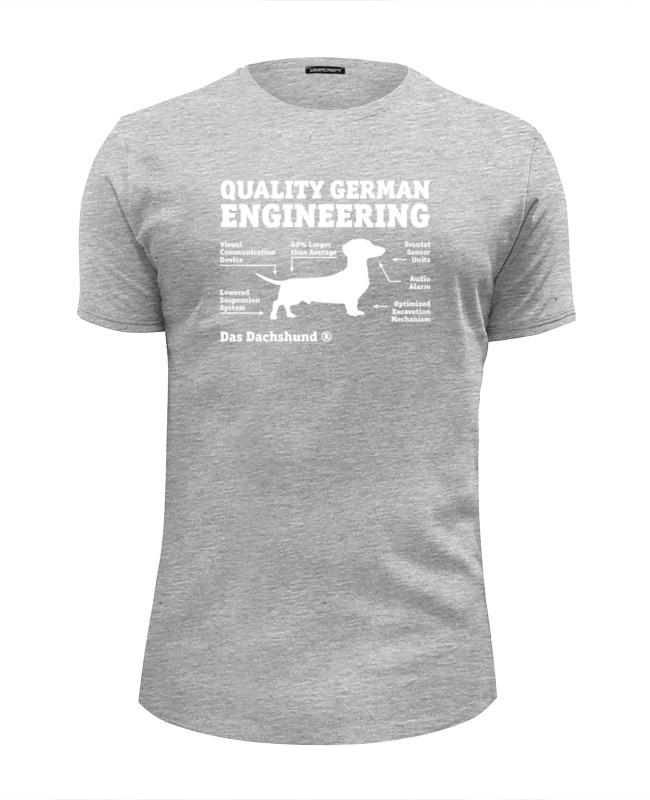 Футболка Wearcraft Premium Slim Fit Printio Quality german engineering