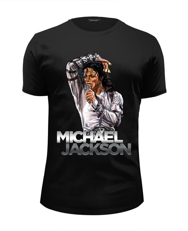 Printio Michael jackson футболка wearcraft premium slim fit printio pirates