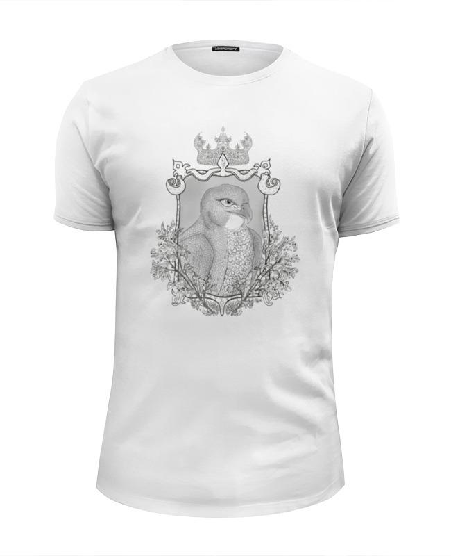 Футболка Wearcraft Premium Slim Fit Printio Тотем сокол футболка wearcraft premium printio китайский дракон