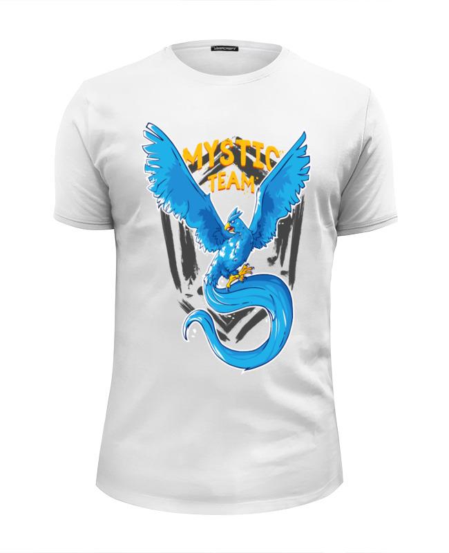 Футболка Wearcraft Premium Slim Fit Printio Mystic team exclusive (муж.) футболка wearcraft premium printio team mystic