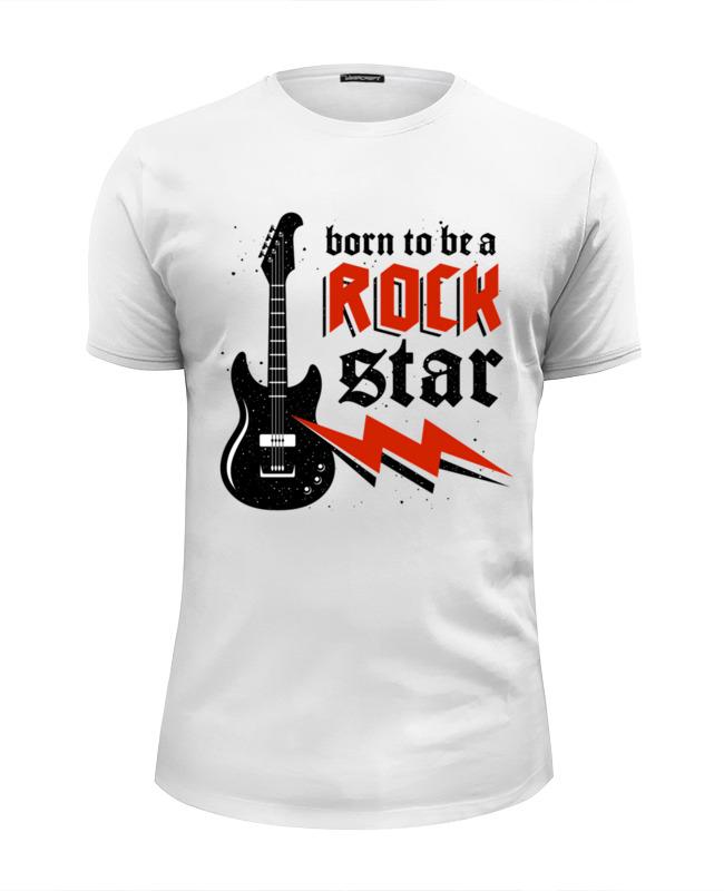 Printio Rock star футболка wearcraft premium slim fit printio converse all star