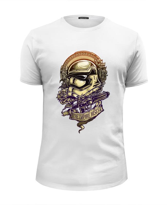 Printio Штурмовик - the empire rises футболка wearcraft premium slim fit printio empire che