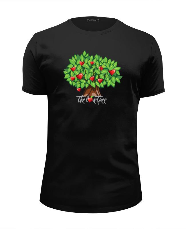 Футболка Wearcraft Premium Slim Fit Printio Icalistini the love tree дерево любви футболка wearcraft premium slim fit printio укол любви
