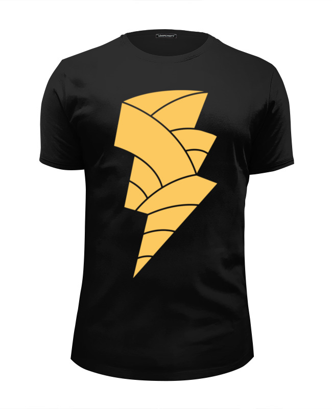 Футболка Wearcraft Premium Slim Fit Printio Чёрный адам (black adam) футболка dc empire henge black