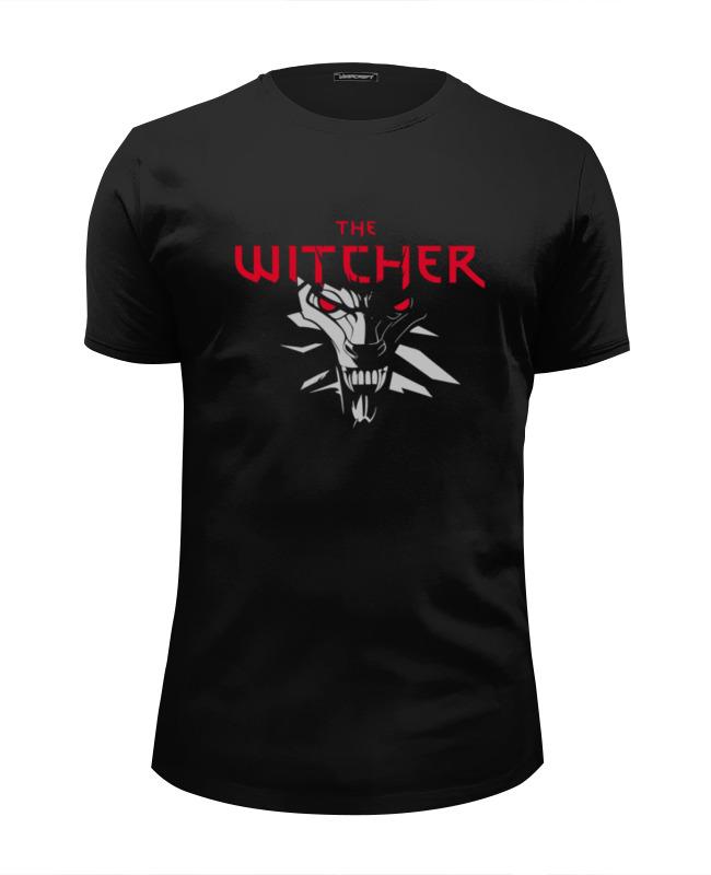 где купить Футболка Wearcraft Premium Slim Fit Printio The witcher 3 по лучшей цене