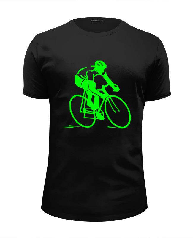 Printio Велосипедист футболка wearcraft premium printio влюбленный велосипедист